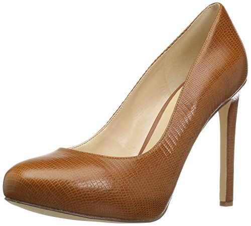 natural leather pumps - 3