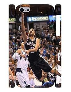 TYHde Deluxe Dustproof Star Series Basketball Player Phone Shell Skin for Iphone 6 plus 5.5 Case ending Kimberly Kurzendoerfer
