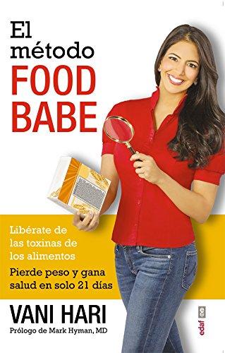 Libérate de las toxinas de los alimentos. Pierde peso y
