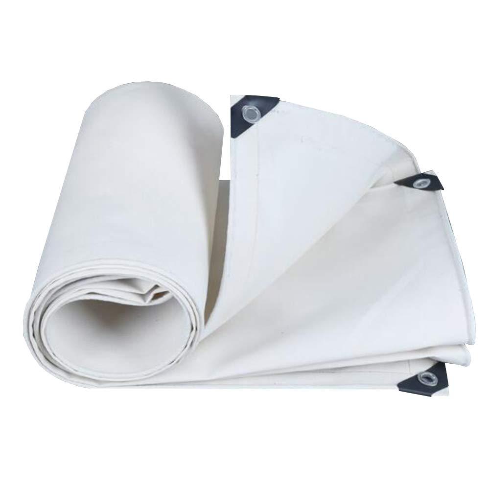 risparmia il 60% di sconto MuMa MuMa MuMa Telone Bianca Addensare Impermeabile Protezione Solare Impermeabile Ombra Isolamento Tela (colore   Bianca, Dimensioni   3  3M)  lo stile classico