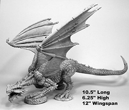 Reaper Miniatures 77542 Marthrangul Dragon, Bones Miniature ()