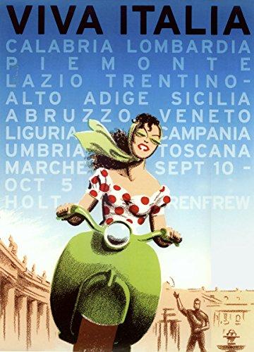 Viva Italia Framed Print 30.00