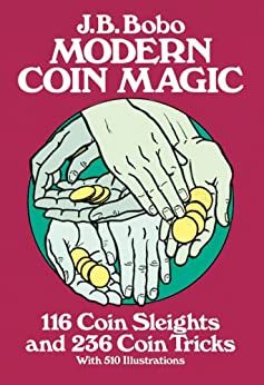 Modern Coin Magic (Dover Magic Books) - Kindle edition by
