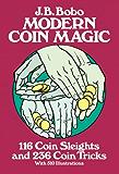 Modern Coin Magic (Dover Magic Books)