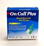 On Call Plus Blood Glucose Test Strips