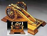 18th Century Tuscan Mortar - Model Kit by Mantua