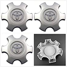4X Brand NEW Four Pieces Set of For 2005 2006 2007 2008 2009 2010 2011 2012 2013 2014 2015 Tacoma Wheel Hub center Caps Centre Cover Y-Spoke Center Caps Wheels 69461, 42603-AD060, US Fast Shipment