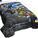 Transformers 4 Twin Comforter and Sheet Set
