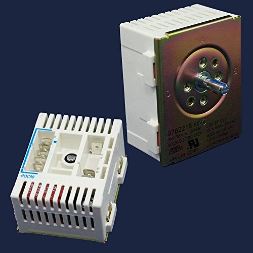 Whirlpool W9762215 Range Oven Selector Switch Genuine Original Equipment Manufacturer (OEM) Part
