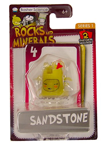 ROCKS AND MINERALS Basher Science Sandstone (Basher Science Rocks And Minerals)