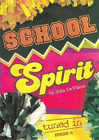 book cover of School Spirit: