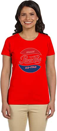 PTB W-NK183 T-Shirts Printed Short Sleeve For Women