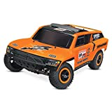 Traxxas 58044-1 Slash: 2WD Short Course Racing Truck-Robby Gordon Dakar Edition, Ready-to-Race (1/10 Scale), Colors May Vary