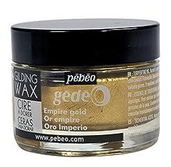 Pebeo Gedeo, Gilding Wax, 30 ml Bottle -...