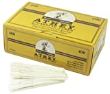 Athey King Size RYO/MYO Non-Filtered Cigarette Tubes - 400ct Carton (5 Boxes)