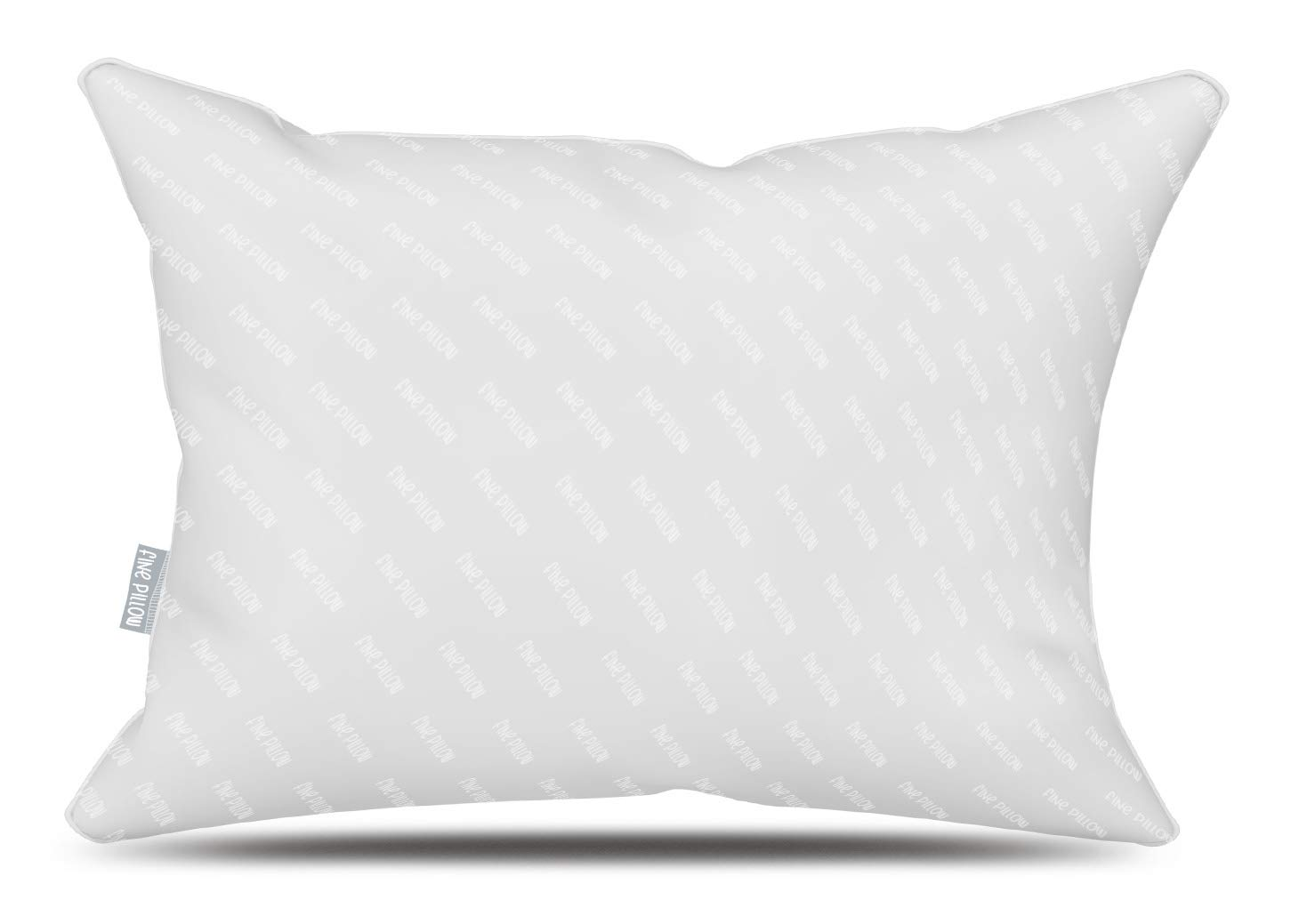 Fine Pillow, Best for Stomach Sleepers