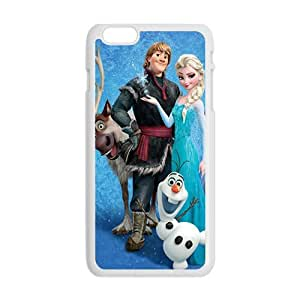 Frozen durable fashion unique Cell Phone Case for iPhone plus 6 wangjiang maoyi