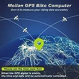 MEILAN M3 Mini GPS Bike Computer, Wireless Bike