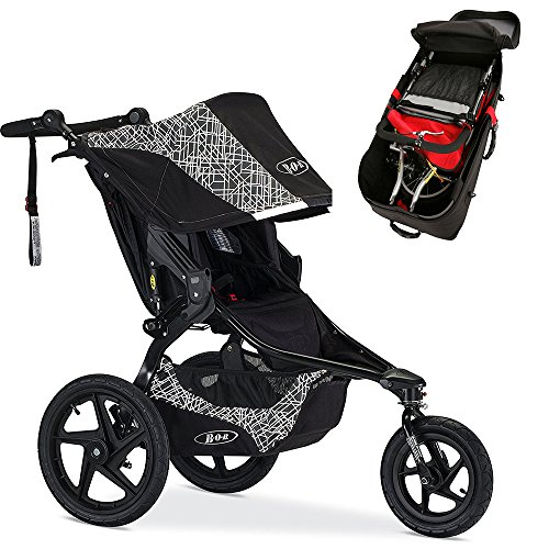 Bob Revolution Double Stroller Weight - 3