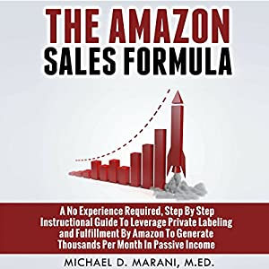The Amazon Sales Formula Audiobook