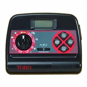 Toro 53794 ECXTRA 6-Zone Indoor Timer, Bonus-Pack