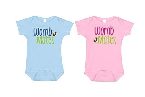Amazon.com: Bebe Bottle Sling, LLC Twin Baby Outfits ...