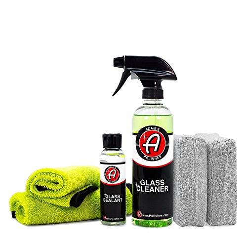 Adam's Perfect Vision Glass Cleaner & Sealant (Perfect Vision Glass Cleaner)
