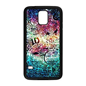 NICKER I Want Dream Cell Phone Case for Samsung Galaxy S5