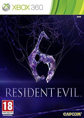 Resident Evil 6 Xbox 360 (Resident Evil For Xbox 360)