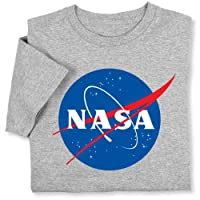 NASA Meatball Logo T-shirt - Officially Licensed by ComputerGear