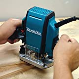 1-1/4 HP Plunge Router