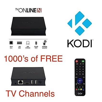 AVOV TVonline IPTV Free TV Movies Sports KODI HD 4K STB