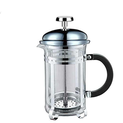 Máquina de filtro de café Método de acero inoxidable Olla de ...