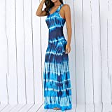 Best unknown Maxi Dresses - Auwer Clearance Dress Women's Strapless Maxi Dress Tank Review