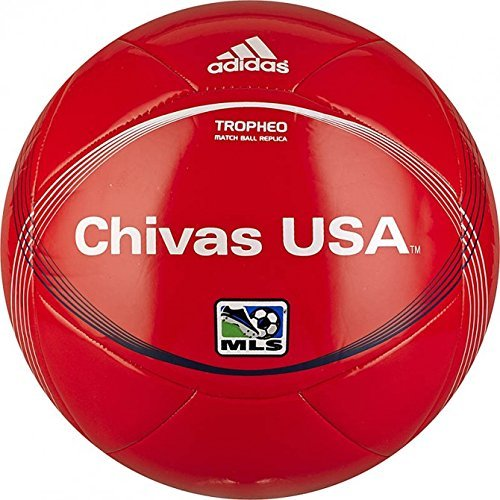 MLS Chivas USA Adidas Tropheo Match Ball Replica - Size 4