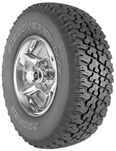 COOPER Discoverer S/T Traction Radial Tire - 285/75R16 119N