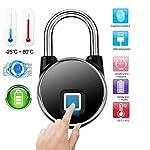 51fn9RVVlzL. SS150 DYWLQ, Lucchetto antifurto di sicurezza portatile lucchetto di blocco serratura lucchetto per palestra, armadietto…
