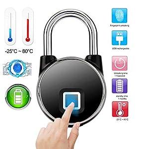 51fn9RVVlzL. SS300 DYWLQ, Lucchetto antifurto di sicurezza portatile lucchetto di blocco serratura lucchetto per palestra, armadietto…