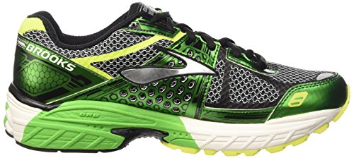 Brooks Vapor 3 - Zapatillas de running Hombre Multicolor (Black/Classic Green/Nightlife)