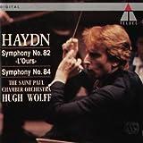 Symphonies 82 & 84