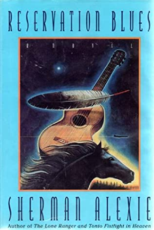 book cover of Reservation Blues