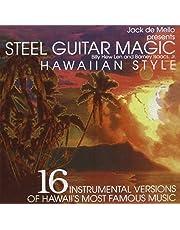 Steel Guitar Magic Hawaiian Style