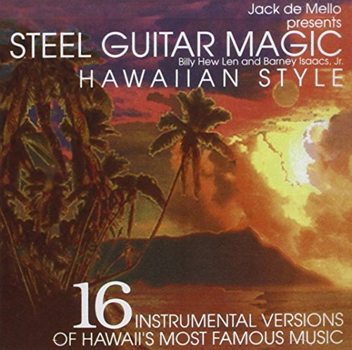 Spanish Guitar Magic (Steel Guitar Magic: Hawaiian Style)