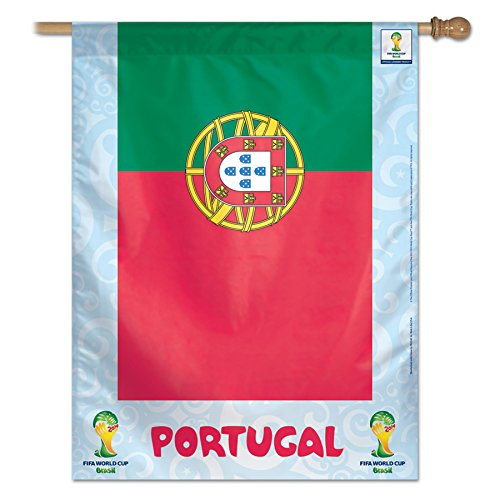 FIFA World Cup Team Portugal Banner Flag