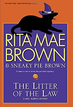 The Litter of the Law 0345530497 Book Cover