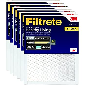 Filtrete Mpr 1500 16 X 25 X 1 Healthy Living Ultra