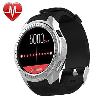 Xwly-Ft El Rastreador De Ejercicios Puede Tomar Fotos Y Reproducir Música Reloj Inteligente GPS Bluetooth Llamada Presión Arterial Frecuencia Cardíaca ...