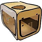 ペット用酸素室・酸素ケージ・酸素テント『ペット・オキシ・ホテル 』 (【Mサイズ】外寸:巾60×奥90×高60cm)