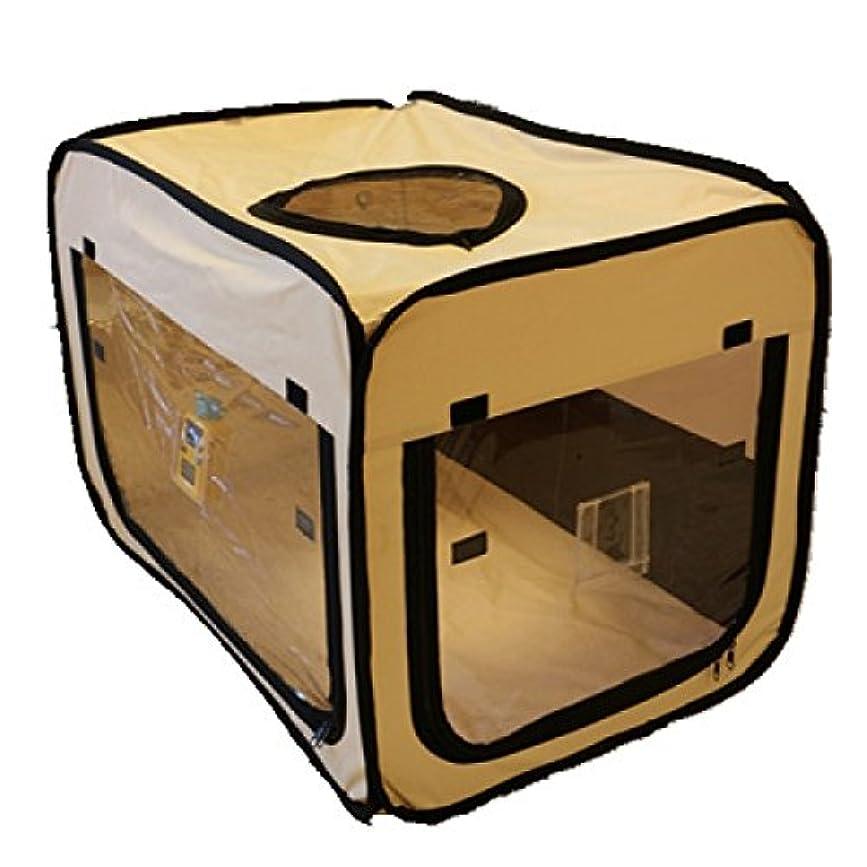 タンカー回転ゴミ箱jpdreamworld八角形 ケージ メッシュサークル 折り畳み式 持ち運べに便利 軽量 防水 ペットテント ハウス 通気性抜群 屋内屋外 犬/猫用 収納バッグ付き