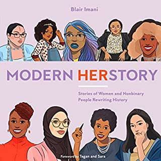 Book Cover: Modern HERstory: Stories of Women and Nonbinary People Rewriting History